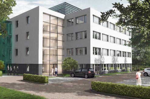 Zwolle - revitaliseren kantoorgebouwen