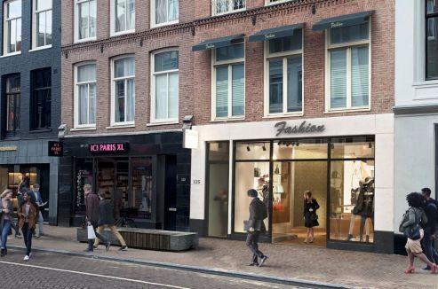 Amsterdam - winkelpand