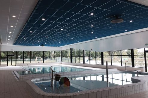 Hardenberg - nieuwbouw zwembad - Jan Weitkamplaan