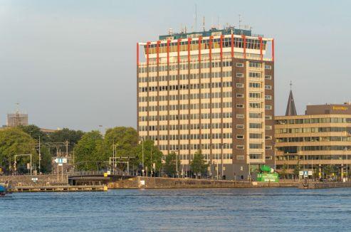 Amsterdam - Havengebouw