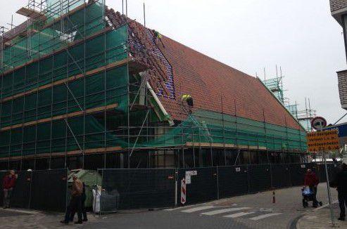 Zaandam - herontwikkeling winkelpand - Gedempte Gracht 107