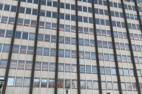 Amsterdam - Havengebouw - De Ruijterkade 7