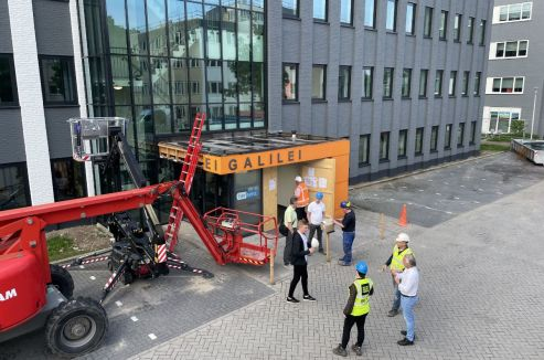 Zwolle - Galilei en Nobel