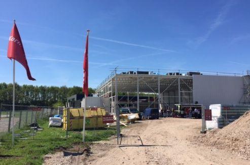 Hardenberg - nieuwbouw sporthal  - Sportboulevard Hardenberg