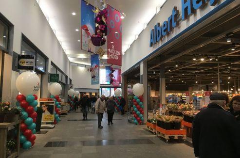 Rosmalen - herontwikkeling winkelcentrum