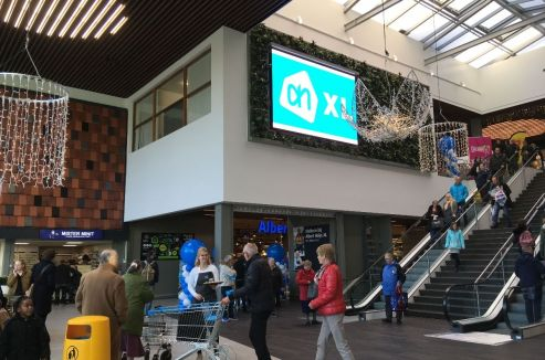 Alkmaar - Modernisering winkelcentrum