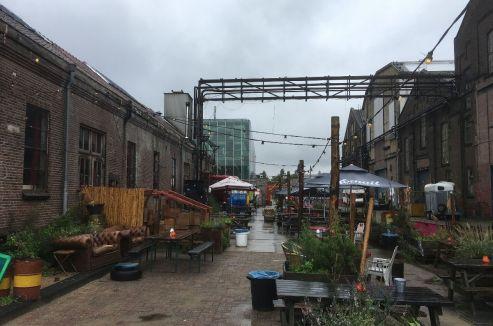 Amsterdam - ROEST - Jacob Bontiusplaats 1