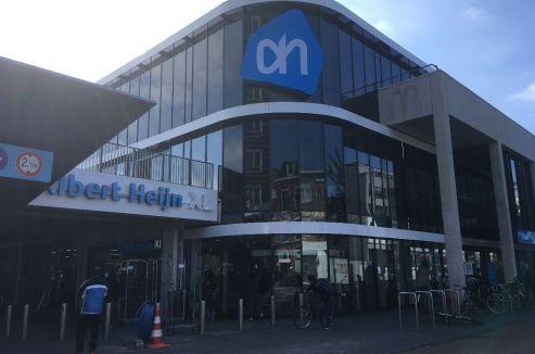 Den Haag - modernisering winkelcentrum - Albert Heijn XL - Elandstraat 160