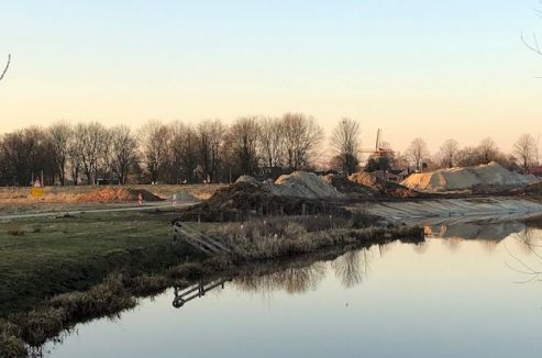 Hardenberg - kanogebouw - Nieuwbouw verenigingsgebouw kanovereniging