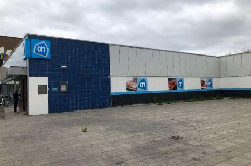 Vlaardingen - uitbreiding supermarkt - Dr. Wiardi Beckmansingel 10
