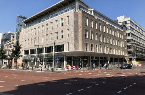 Utrecht - herontwikkeling pand - Vredenburg