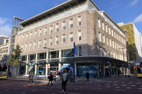 Utrecht - herontwikkeling pand