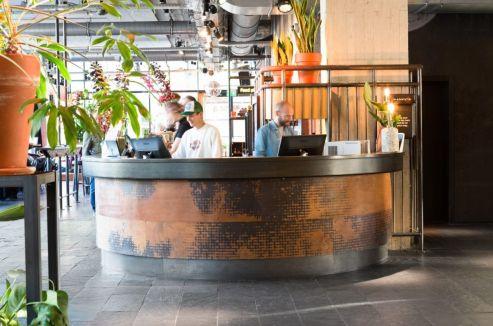 Amsterdam - VOLKShotel - Wibautstraat 150