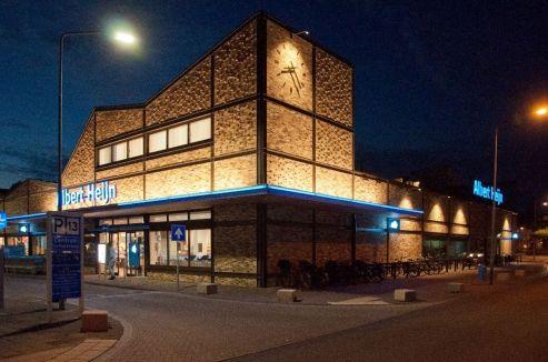 Harderwijk - uitbreiding supermarkt
