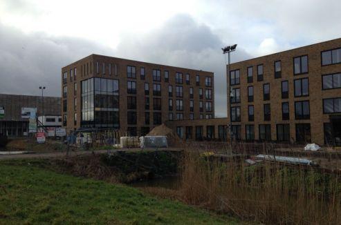 Zwolle - nieuwbouw zorgcomplex - Stadshagen