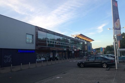 Alkmaar - Modernisering winkelcentrum - Albert Heijn XL - Wendelaarstraat