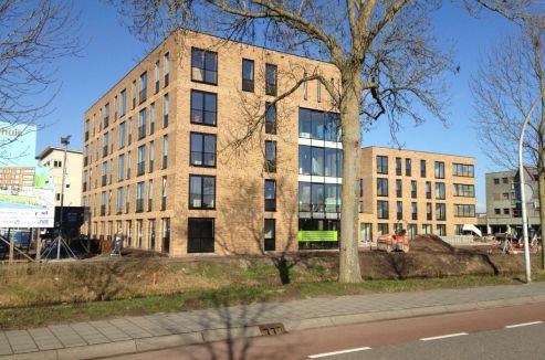Zwolle - nieuwbouw zorgcomplex