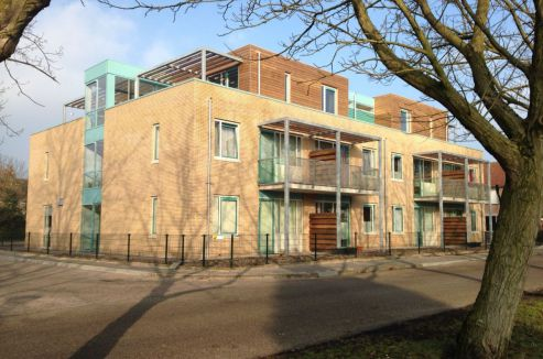Eemnes -nieuwbouw 16 appartementen
