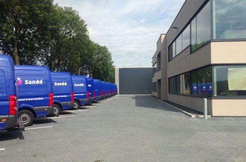 Zwolle - Sandd