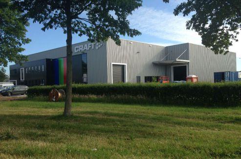 Zwolle - bedrijfshuisvesting