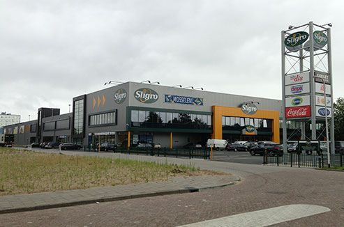 Zwolle - nieuwbouw Retail BusinessPark