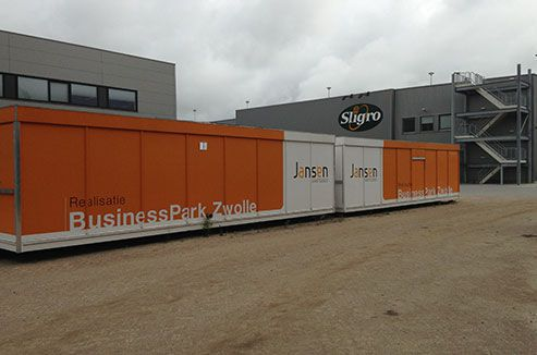 Zwolle - nieuwbouw Retail BusinessPark - Boerendanserdijk